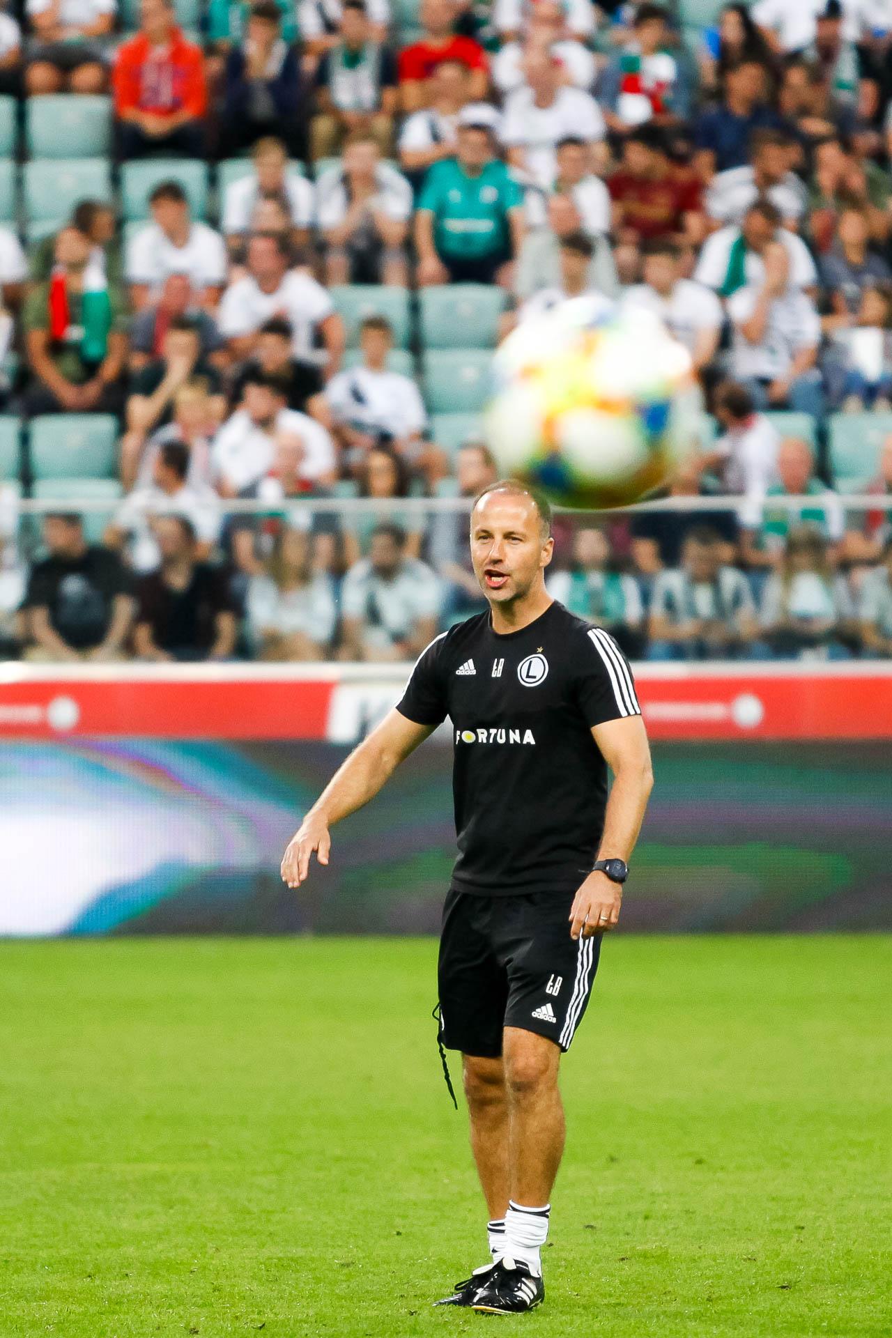 Legia Warszawa 0-0 Rangers FC - fot. Piotr Galas (zdjęcie 2 z 75)