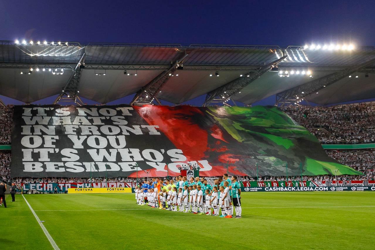 Legia Warszawa 0-0 Rangers FC - fot. Piotr Galas (zdjęcie 20 z 75)
