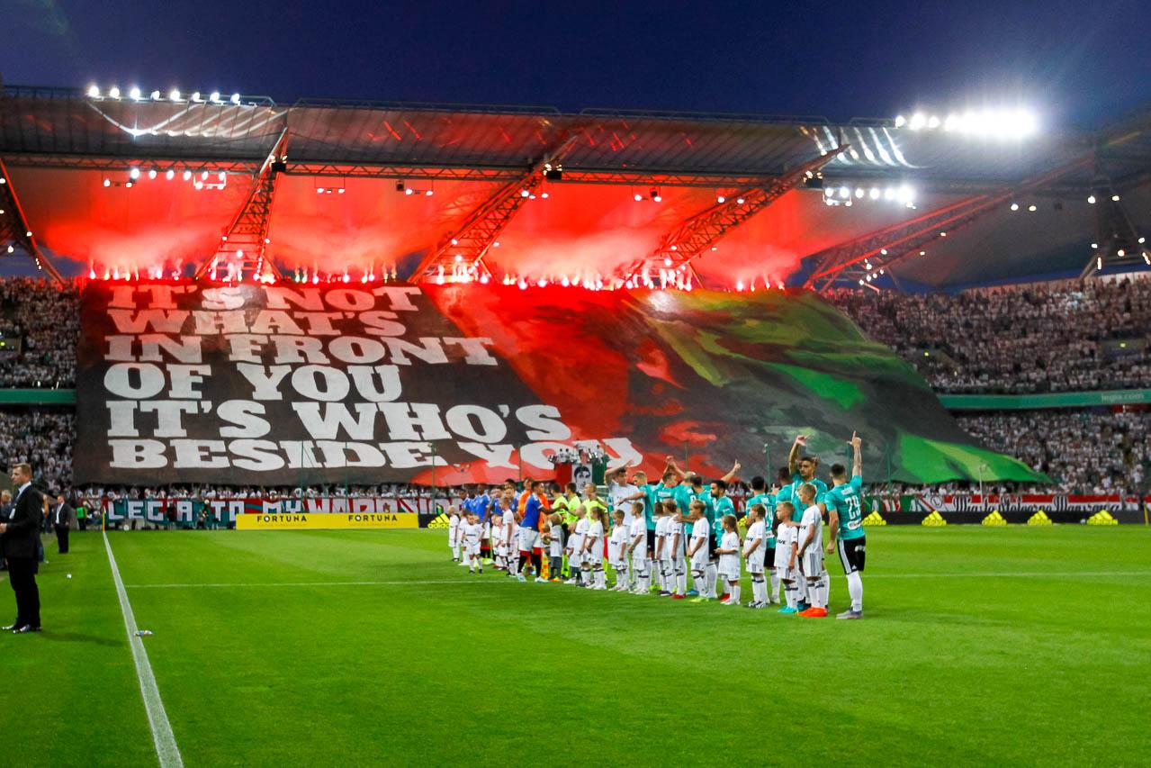 Legia Warszawa 0-0 Rangers FC - fot. Piotr Galas (zdjęcie 21 z 75)