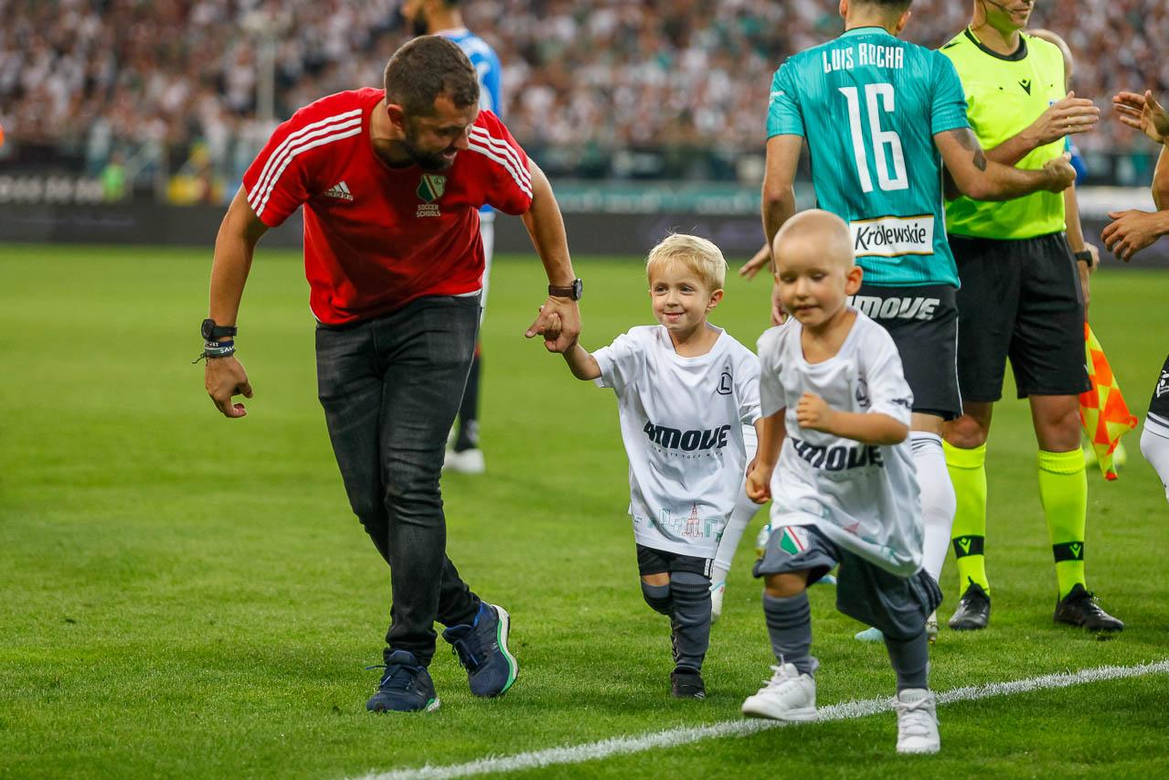 Legia Warszawa 0-0 Rangers FC - fot. Piotr Galas (zdjęcie 22 z 75)