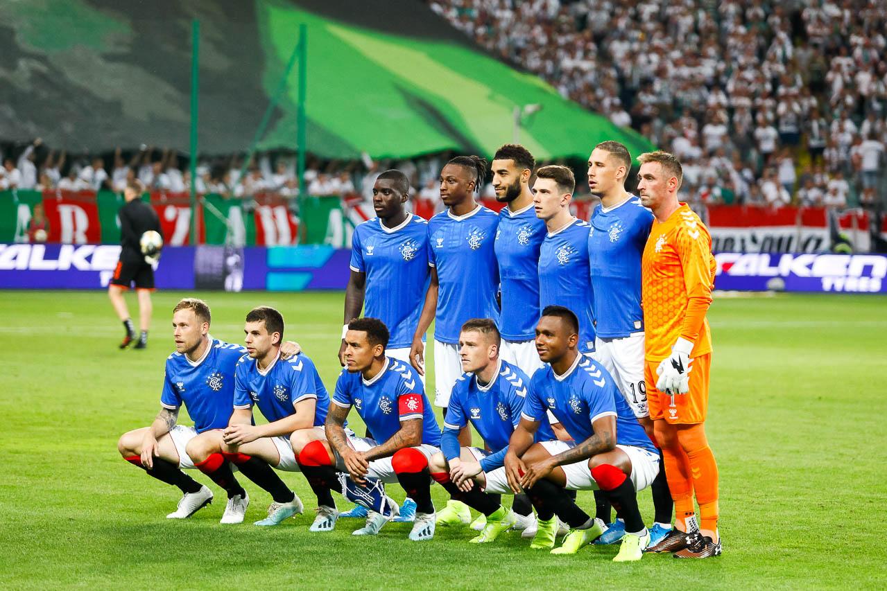 Legia Warszawa 0-0 Rangers FC - fot. Piotr Galas (zdjęcie 23 z 75)