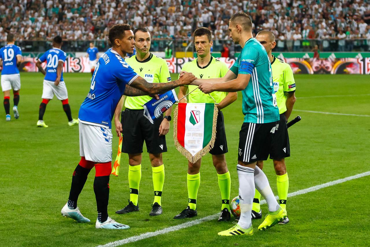 Legia Warszawa 0-0 Rangers FC - fot. Piotr Galas (zdjęcie 24 z 75)