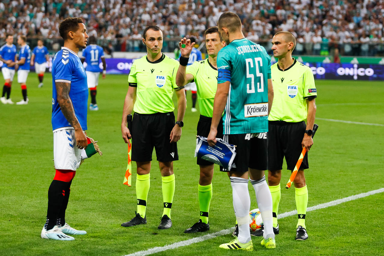 Legia Warszawa 0-0 Rangers FC - fot. Piotr Galas (zdjęcie 25 z 75)