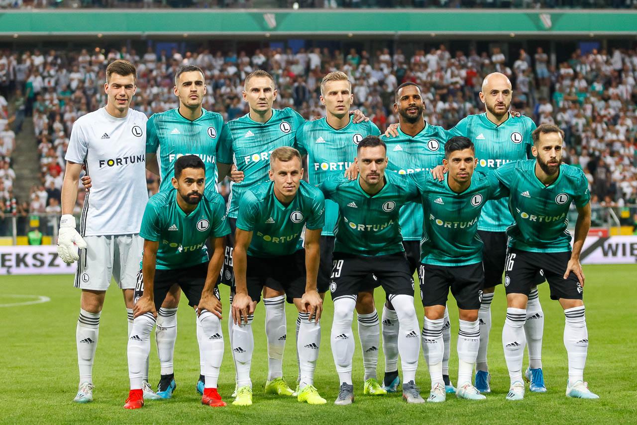 Legia Warszawa 0-0 Rangers FC - fot. Piotr Galas (zdjęcie 26 z 75)