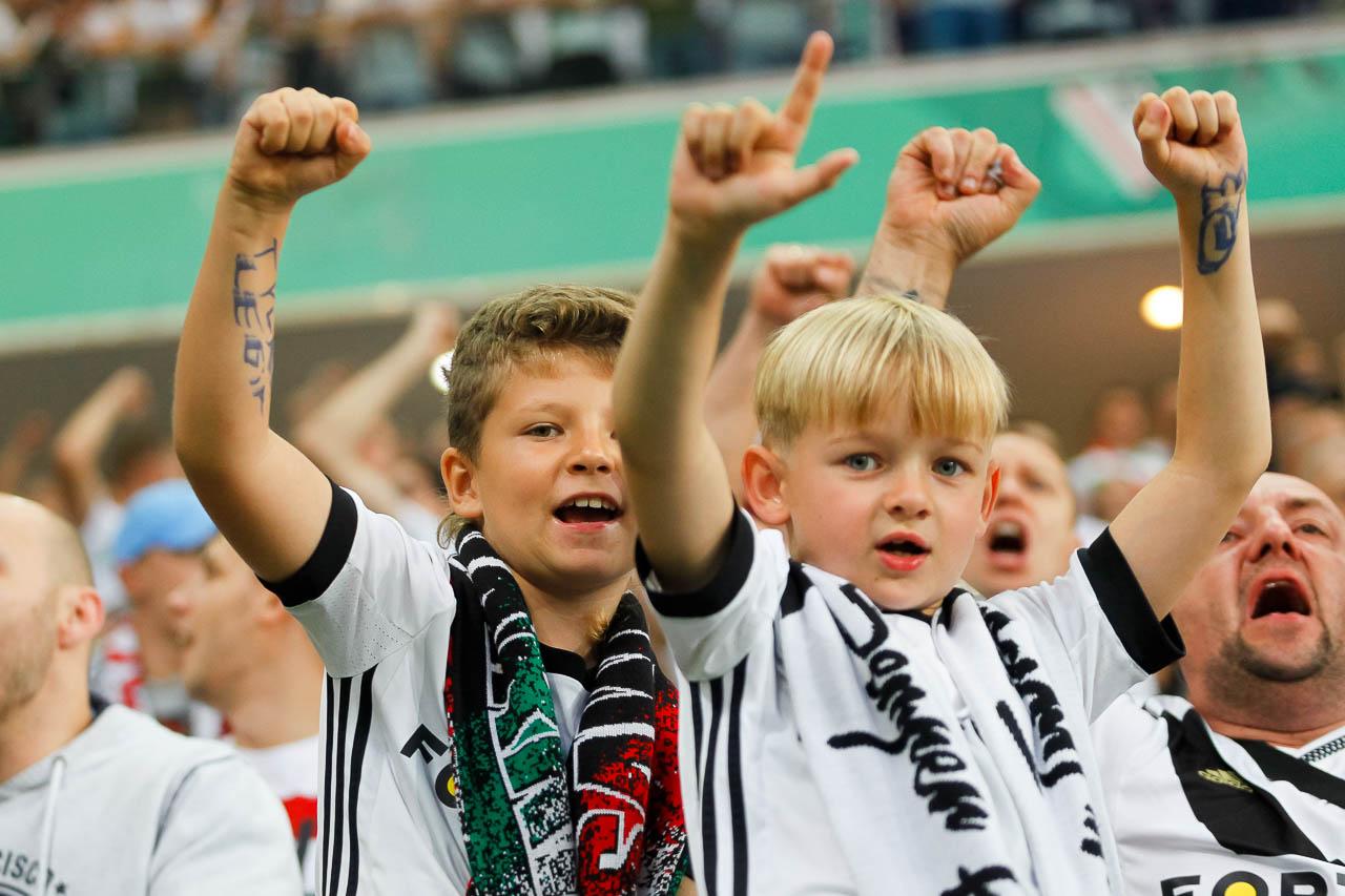 Legia Warszawa 0-0 Rangers FC - fot. Piotr Galas (zdjęcie 28 z 75)