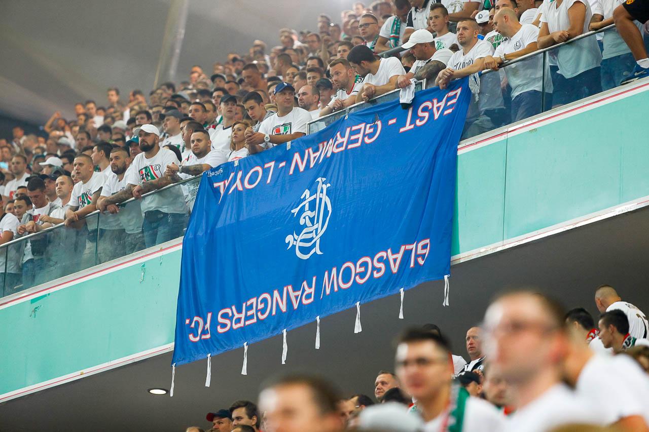 Legia Warszawa 0-0 Rangers FC - fot. Piotr Galas (zdjęcie 29 z 75)