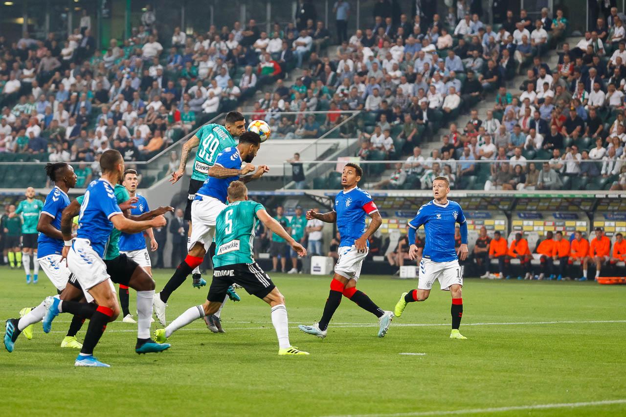 Legia Warszawa 0-0 Rangers FC - fot. Piotr Galas (zdjęcie 30 z 75)