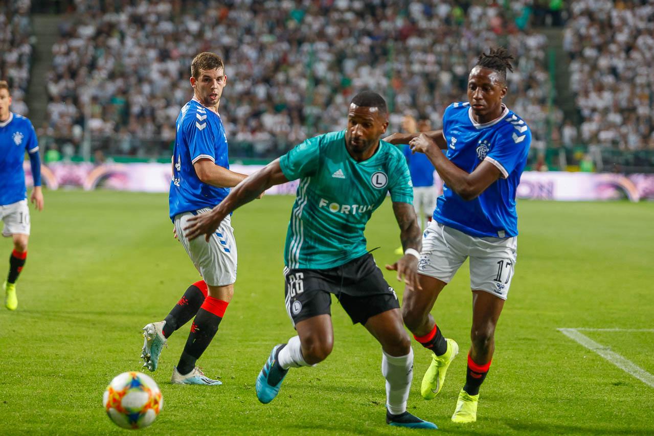 Legia Warszawa 0-0 Rangers FC - fot. Piotr Galas (zdjęcie 33 z 75)