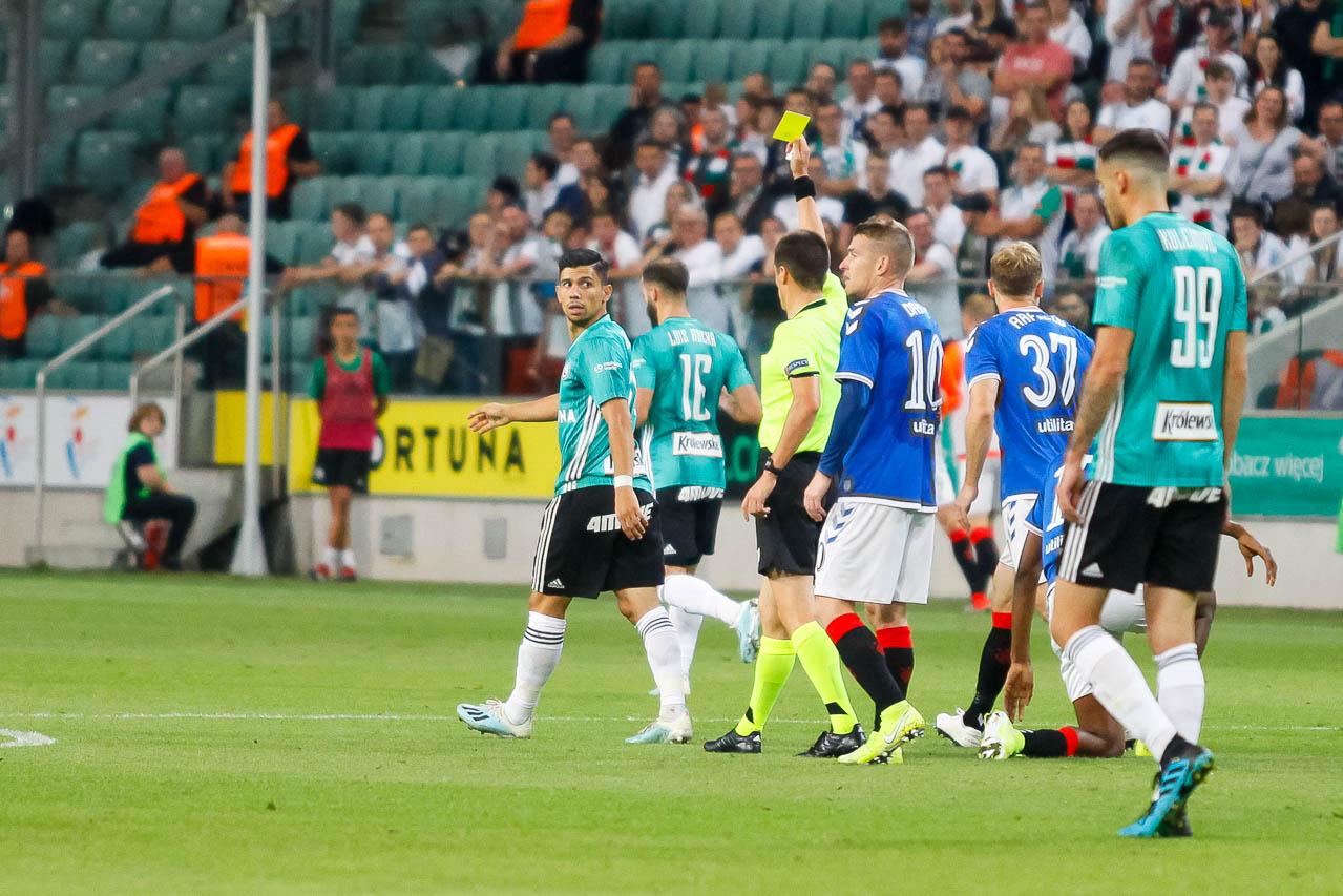 Legia Warszawa 0-0 Rangers FC - fot. Piotr Galas (zdjęcie 35 z 75)