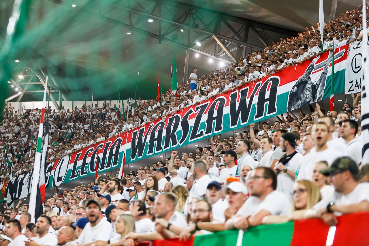 Legia Warszawa 0-0 Rangers FC - fot. Piotr Galas (zdjęcie 36 z 75)