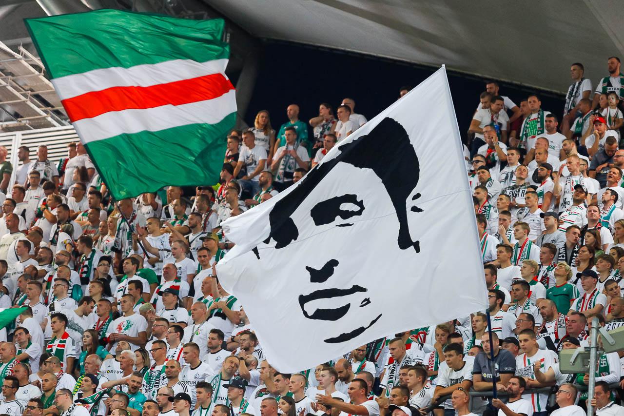 Legia Warszawa 0-0 Rangers FC - fot. Piotr Galas (zdjęcie 40 z 75)