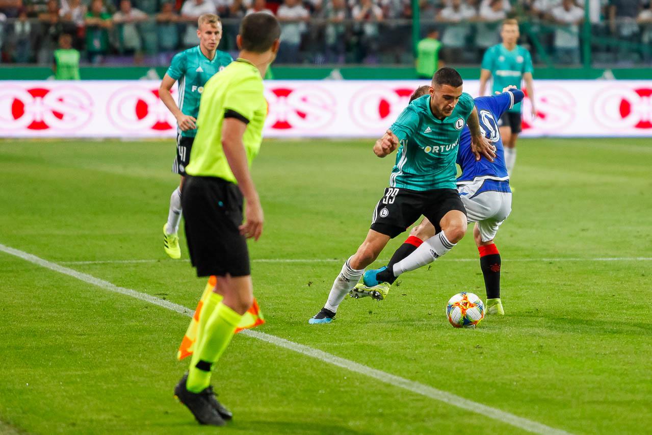 Legia Warszawa 0-0 Rangers FC - fot. Piotr Galas (zdjęcie 44 z 75)