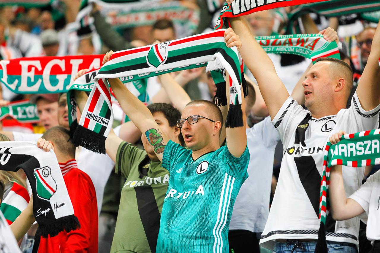 Legia Warszawa 0-0 Rangers FC - fot. Piotr Galas (zdjęcie 46 z 75)
