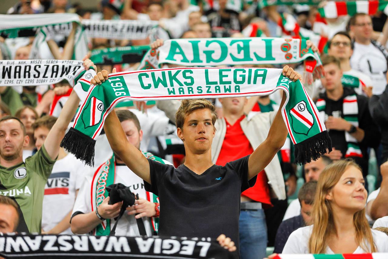 Legia Warszawa 0-0 Rangers FC - fot. Piotr Galas (zdjęcie 47 z 75)