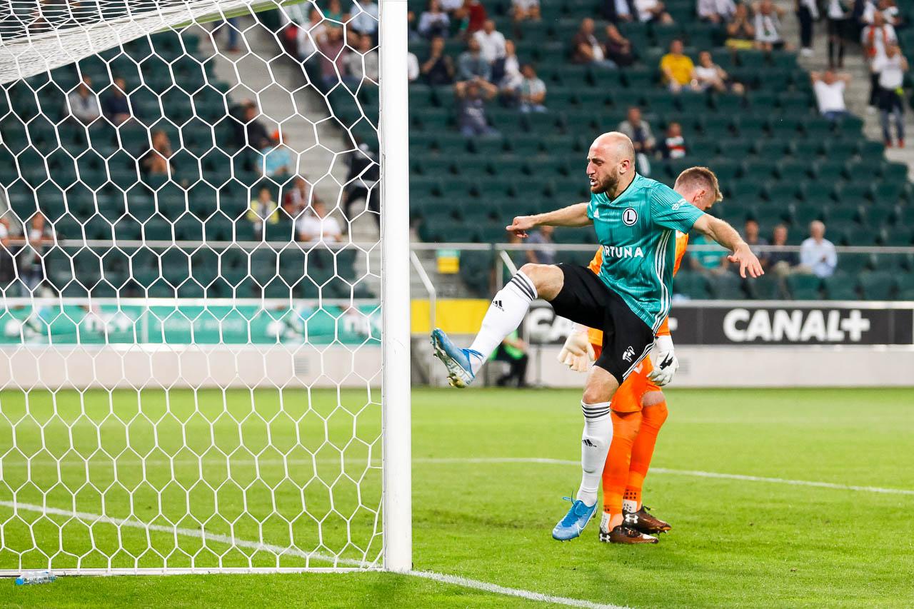 Legia Warszawa 0-0 Rangers FC - fot. Piotr Galas (zdjęcie 48 z 75)