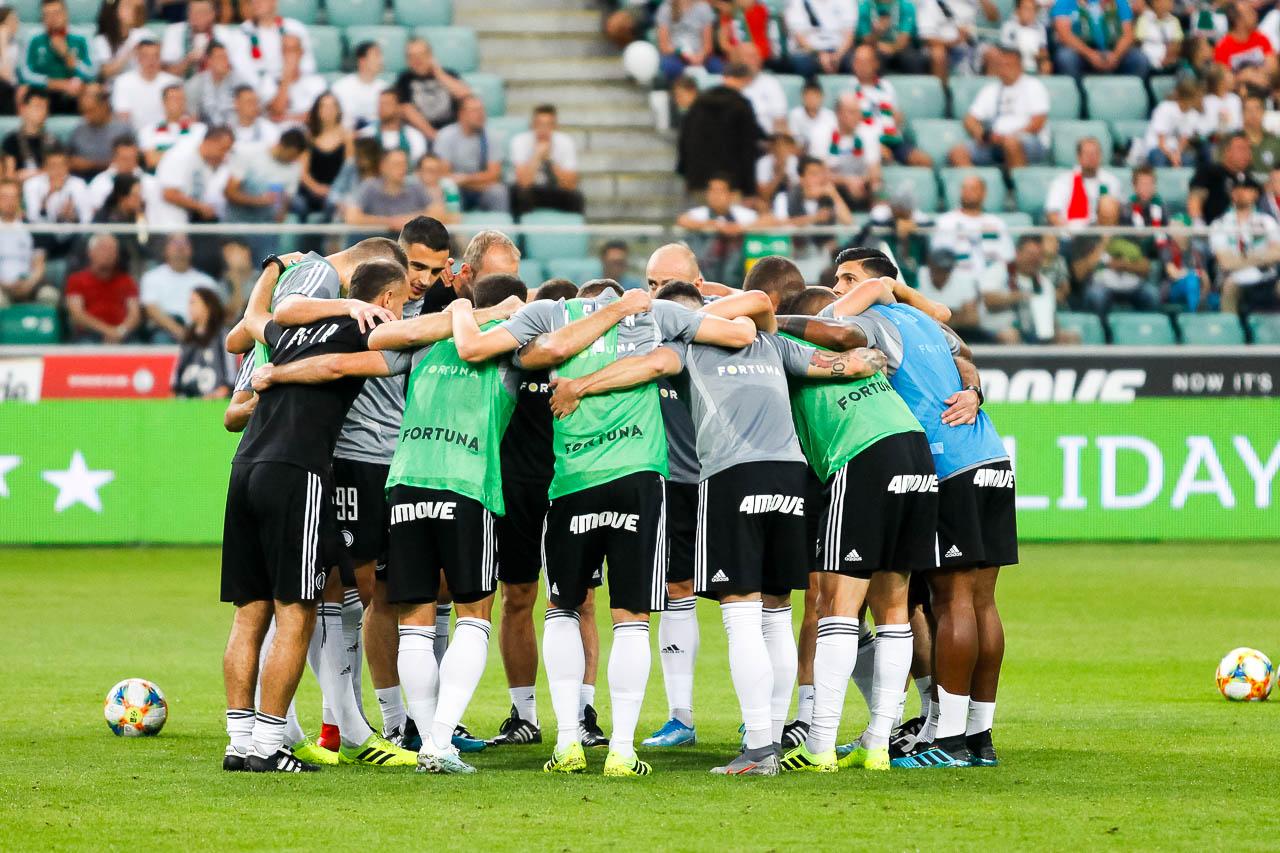 Legia Warszawa 0-0 Rangers FC - fot. Piotr Galas (zdjęcie 5 z 75)