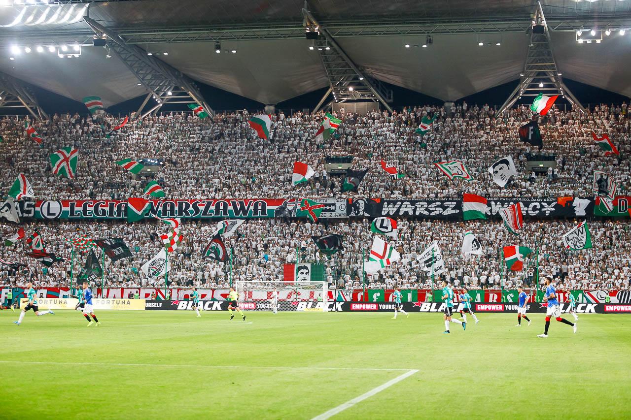 Legia Warszawa 0-0 Rangers FC - fot. Piotr Galas (zdjęcie 52 z 75)