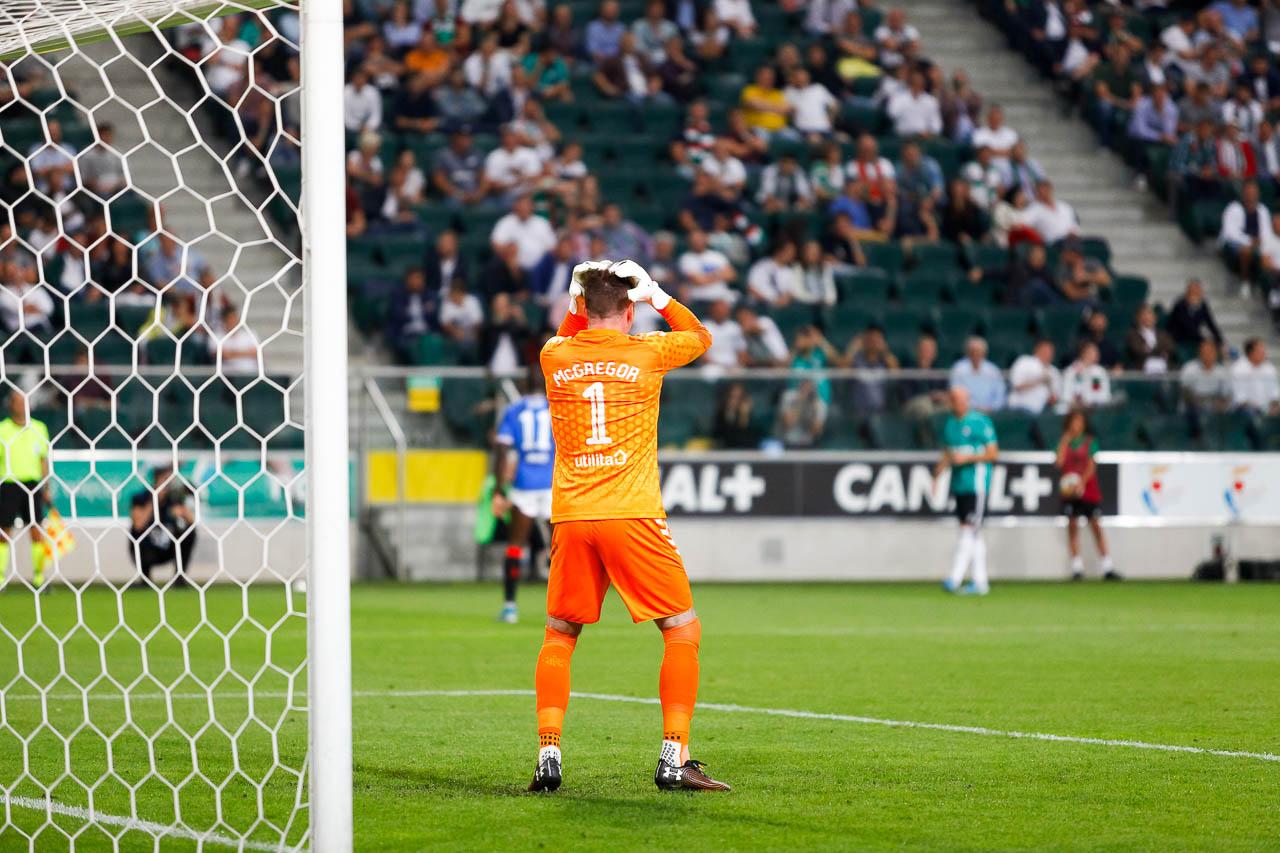 Legia Warszawa 0-0 Rangers FC - fot. Piotr Galas (zdjęcie 53 z 75)