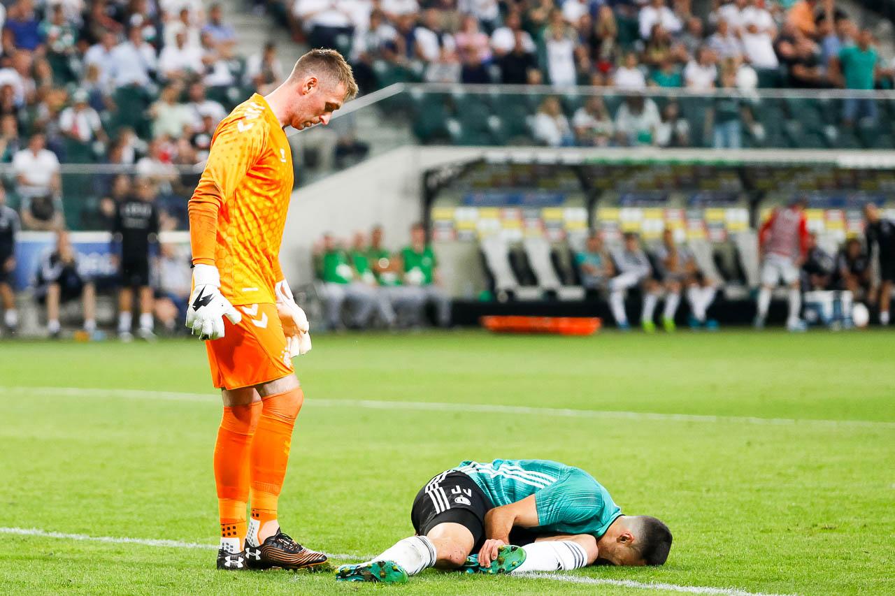 Legia Warszawa 0-0 Rangers FC - fot. Piotr Galas (zdjęcie 57 z 75)