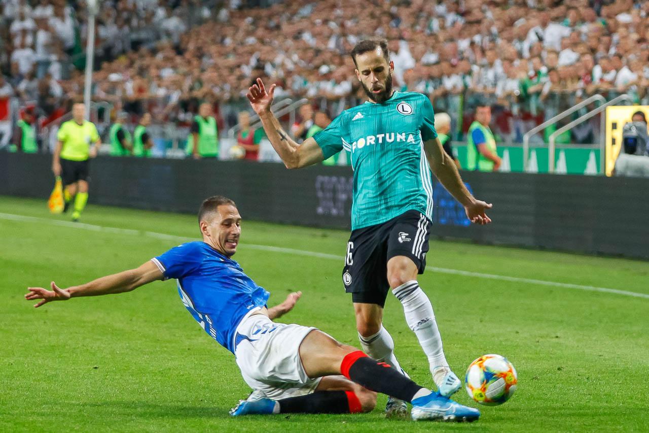 Legia Warszawa 0-0 Rangers FC - fot. Piotr Galas (zdjęcie 58 z 75)