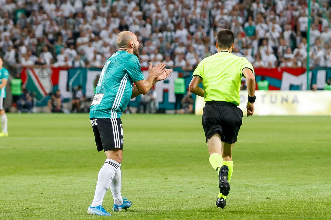 Legia Warszawa 0-0 Rangers FC - fot. Piotr Galas (zdjęcie 59 z 75)