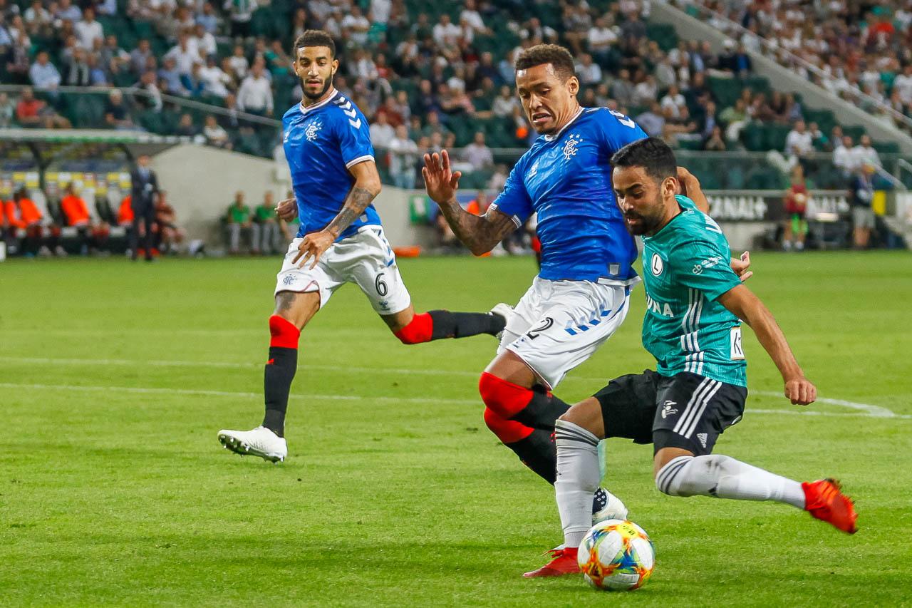 Legia Warszawa 0-0 Rangers FC - fot. Piotr Galas (zdjęcie 62 z 75)