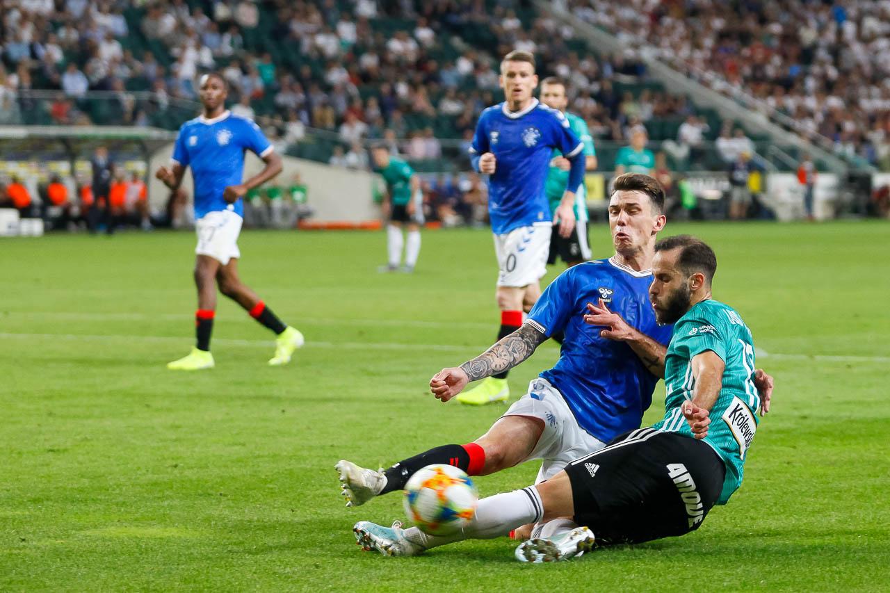 Legia Warszawa 0-0 Rangers FC - fot. Piotr Galas (zdjęcie 64 z 75)