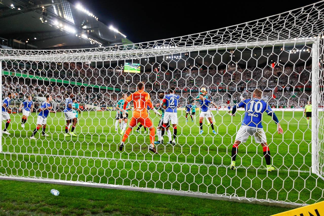 Legia Warszawa 0-0 Rangers FC - fot. Piotr Galas (zdjęcie 65 z 75)