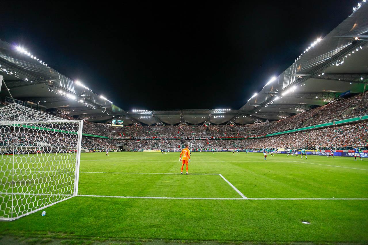 Legia Warszawa 0-0 Rangers FC - fot. Piotr Galas (zdjęcie 67 z 75)
