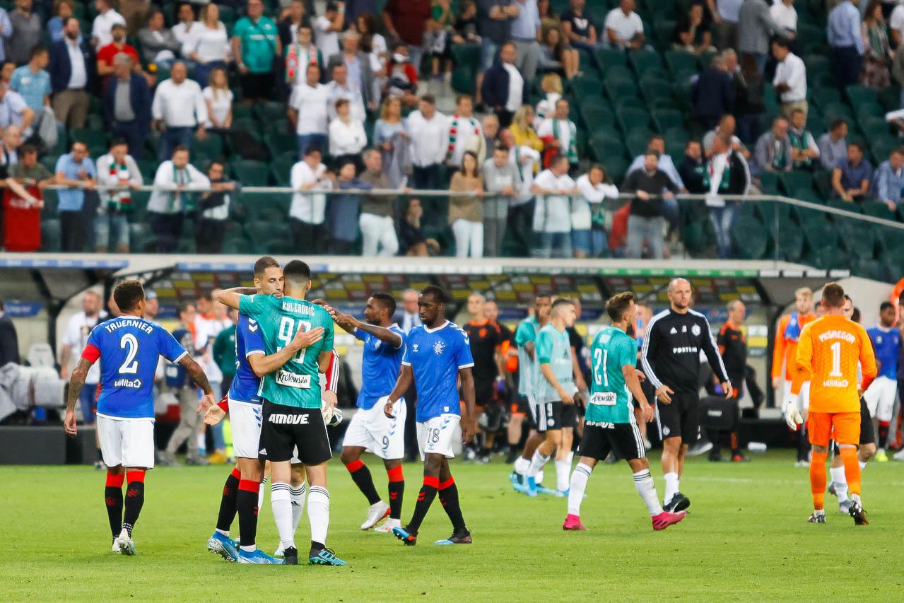 Legia Warszawa 0-0 Rangers FC - fot. Piotr Galas (zdjęcie 72 z 75)
