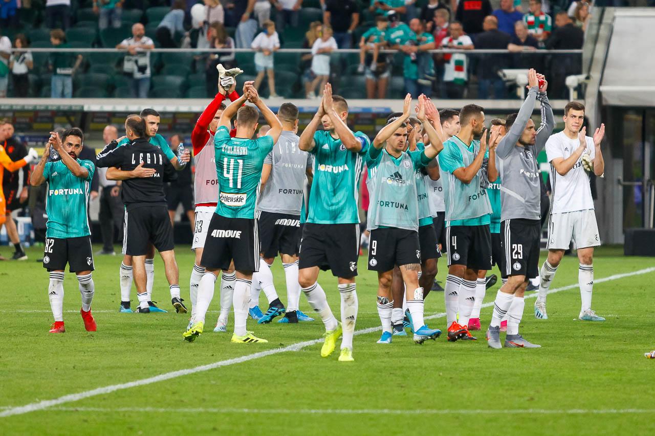 Legia Warszawa 0-0 Rangers FC - fot. Piotr Galas (zdjęcie 74 z 75)