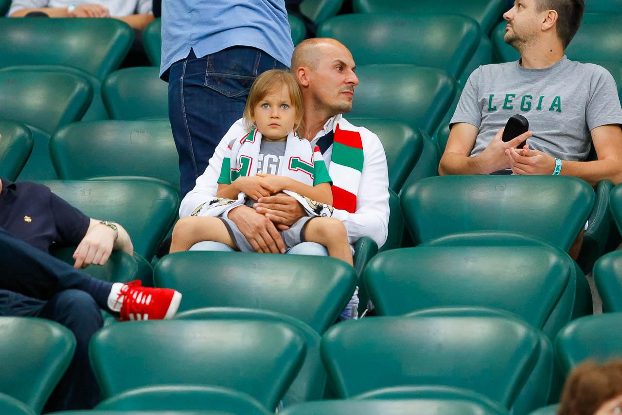 Legia Warszawa 0-0 Rangers FC - fot. Piotr Galas (zdjęcie 9 z 75)