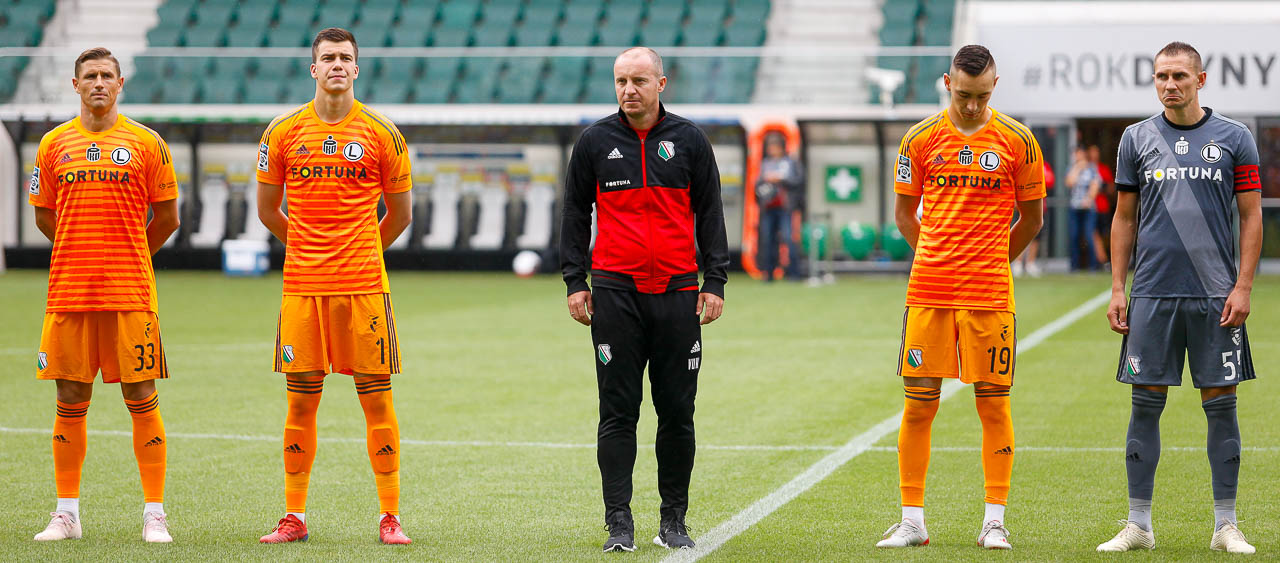 Sparing: Legia Warszawa 6-0 Pogoń Siedlce - fot. Piotr Galas (zdjęcie 10 z 64)