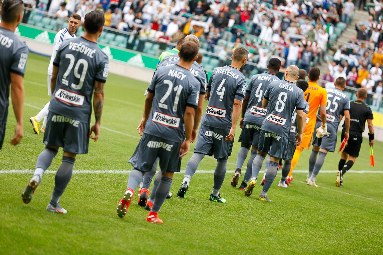 Sparing: Legia Warszawa 6-0 Pogoń Siedlce - fot. Piotr Galas (zdjęcie 14 z 64)
