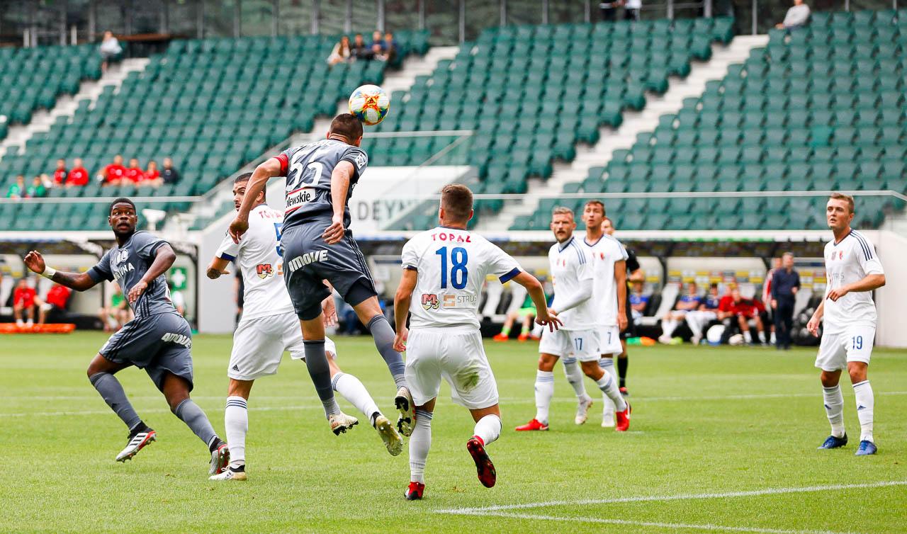 Sparing: Legia Warszawa 6-0 Pogoń Siedlce - fot. Piotr Galas (zdjęcie 19 z 64)