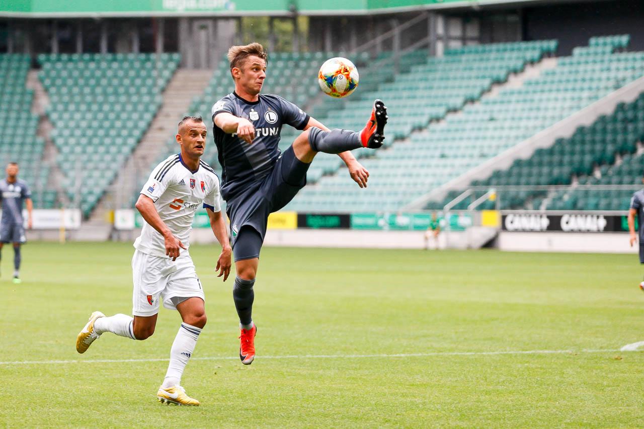 Sparing: Legia Warszawa 6-0 Pogoń Siedlce - fot. Piotr Galas (zdjęcie 21 z 64)