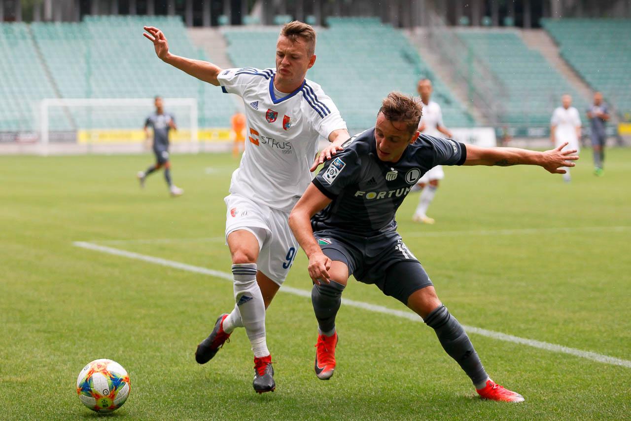 Sparing: Legia Warszawa 6-0 Pogoń Siedlce - fot. Piotr Galas (zdjęcie 23 z 64)