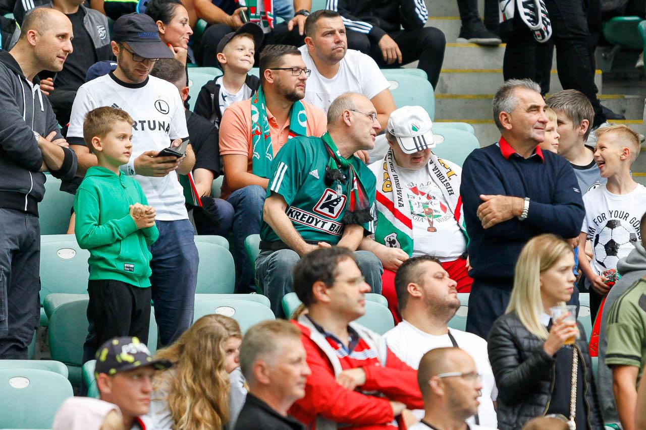 Sparing: Legia Warszawa 6-0 Pogoń Siedlce - fot. Piotr Galas (zdjęcie 28 z 64)