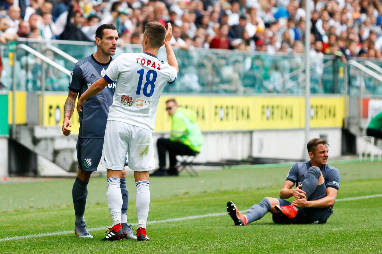 Sparing: Legia Warszawa 6-0 Pogoń Siedlce - fot. Piotr Galas (zdjęcie 29 z 64)