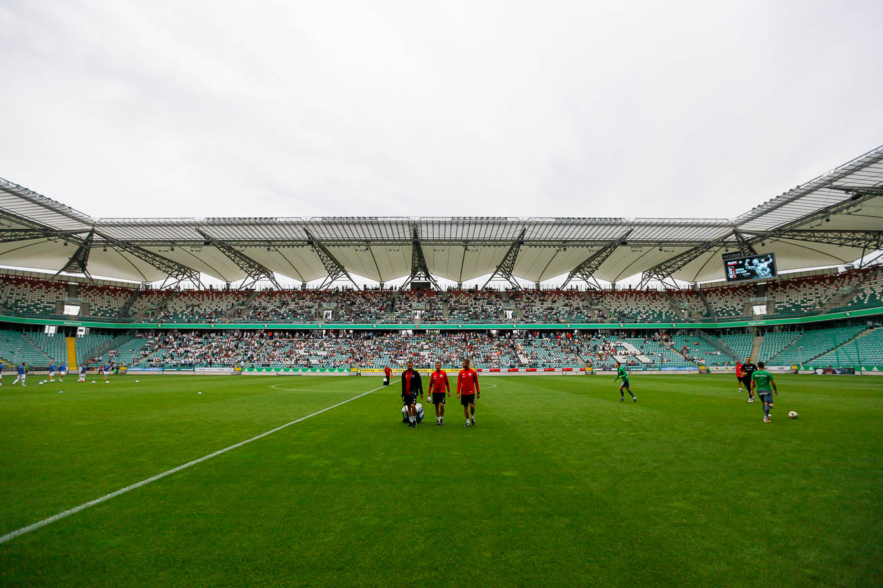 Sparing: Legia Warszawa 6-0 Pogoń Siedlce - fot. Piotr Galas (zdjęcie 3 z 64)