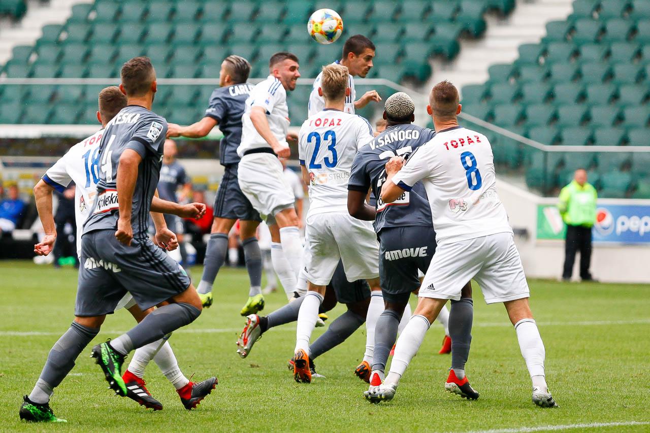 Sparing: Legia Warszawa 6-0 Pogoń Siedlce - fot. Piotr Galas (zdjęcie 32 z 64)
