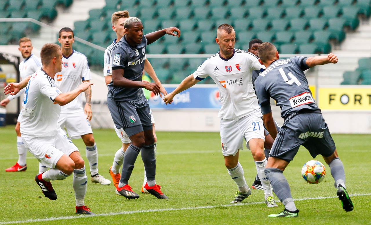 Sparing: Legia Warszawa 6-0 Pogoń Siedlce - fot. Piotr Galas (zdjęcie 33 z 64)