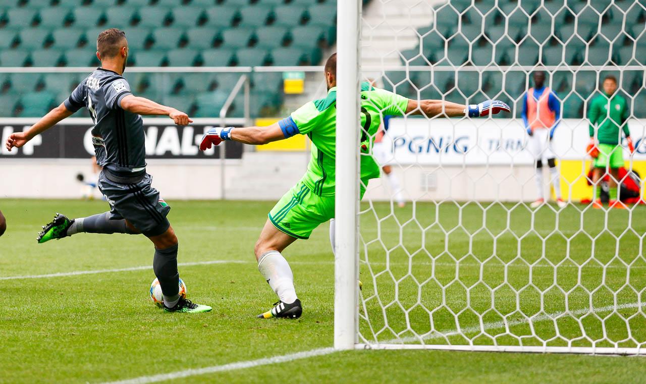 Sparing: Legia Warszawa 6-0 Pogoń Siedlce - fot. Piotr Galas (zdjęcie 34 z 64)