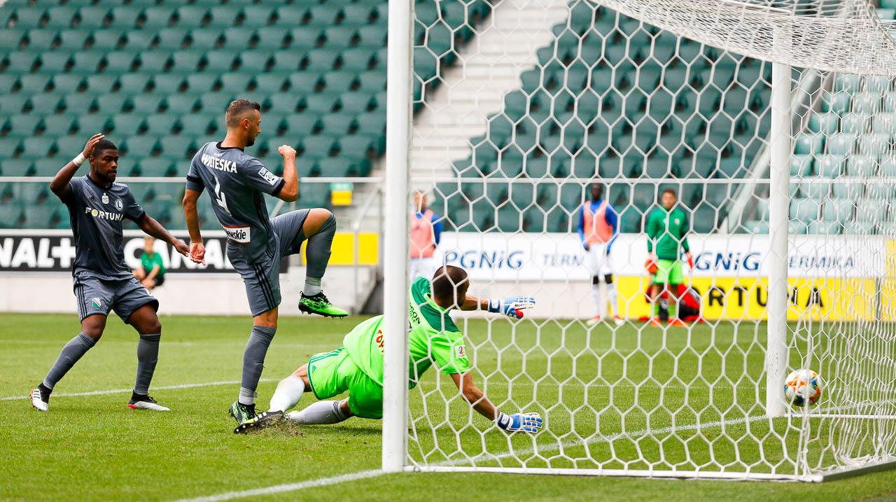 Sparing: Legia Warszawa 6-0 Pogoń Siedlce - fot. Piotr Galas (zdjęcie 35 z 64)