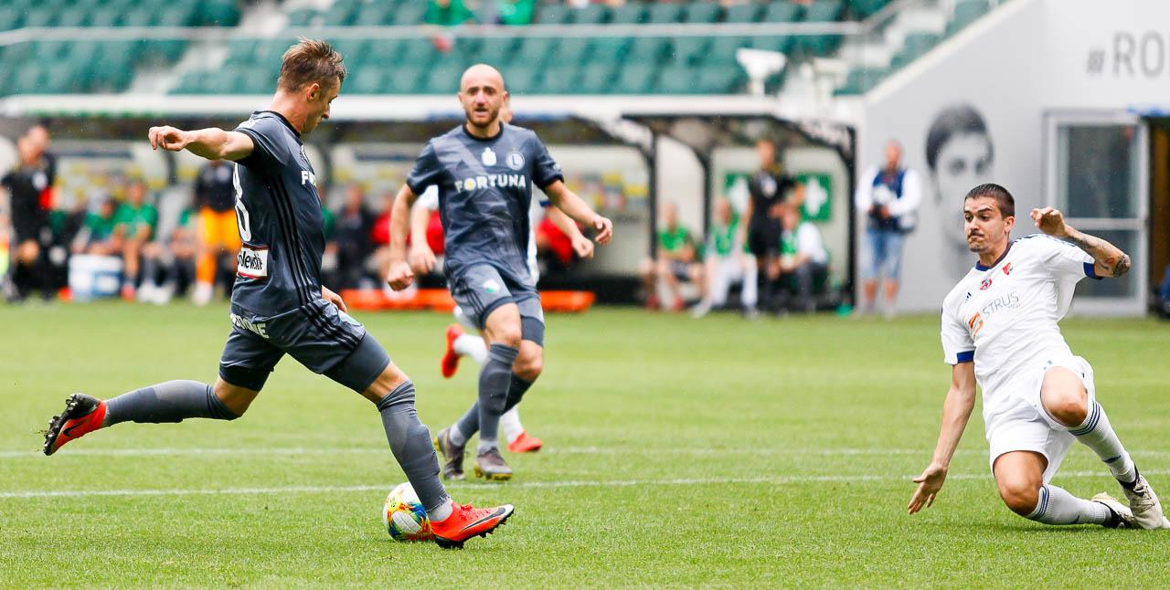 Sparing: Legia Warszawa 6-0 Pogoń Siedlce - fot. Piotr Galas (zdjęcie 36 z 64)