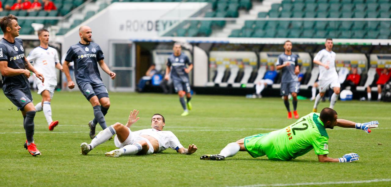 Sparing: Legia Warszawa 6-0 Pogoń Siedlce - fot. Piotr Galas (zdjęcie 37 z 64)