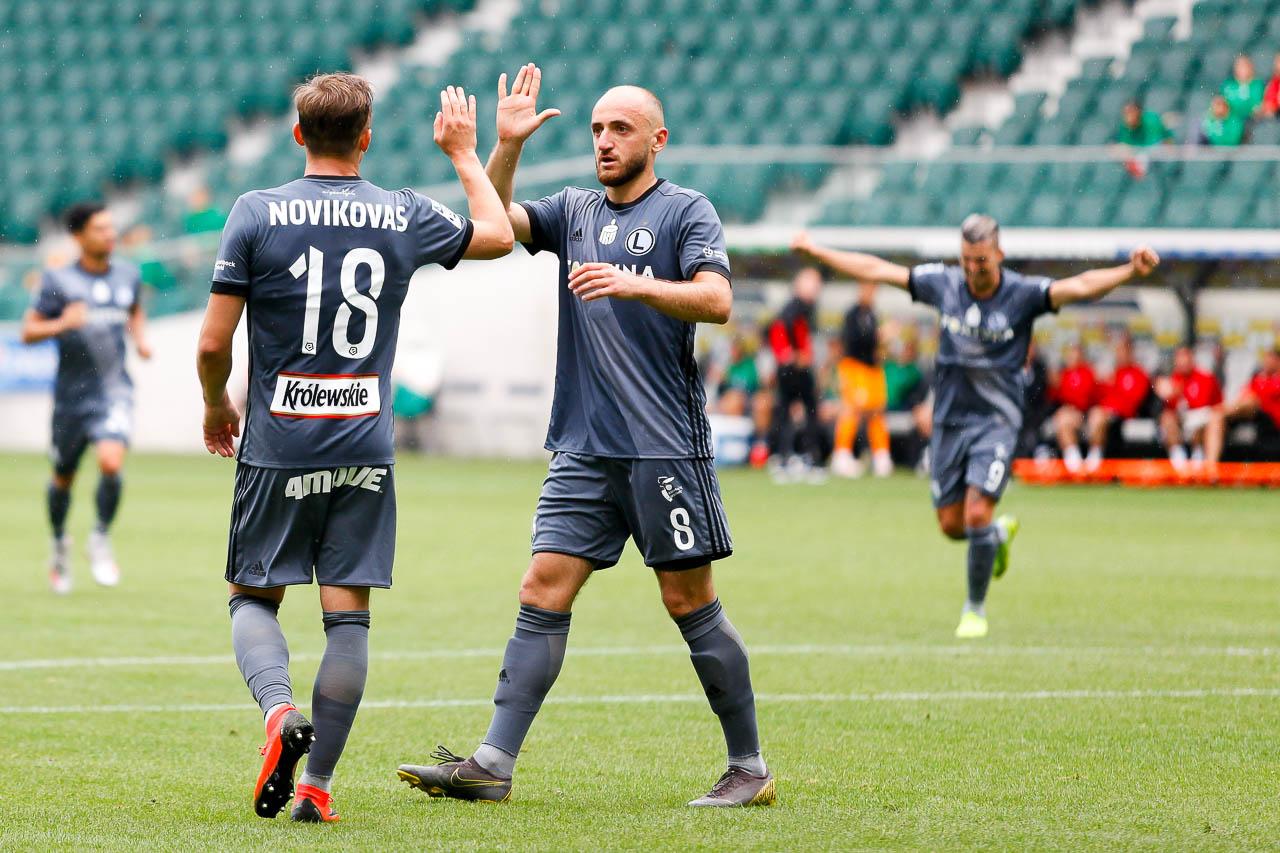 Sparing: Legia Warszawa 6-0 Pogoń Siedlce - fot. Piotr Galas (zdjęcie 38 z 64)