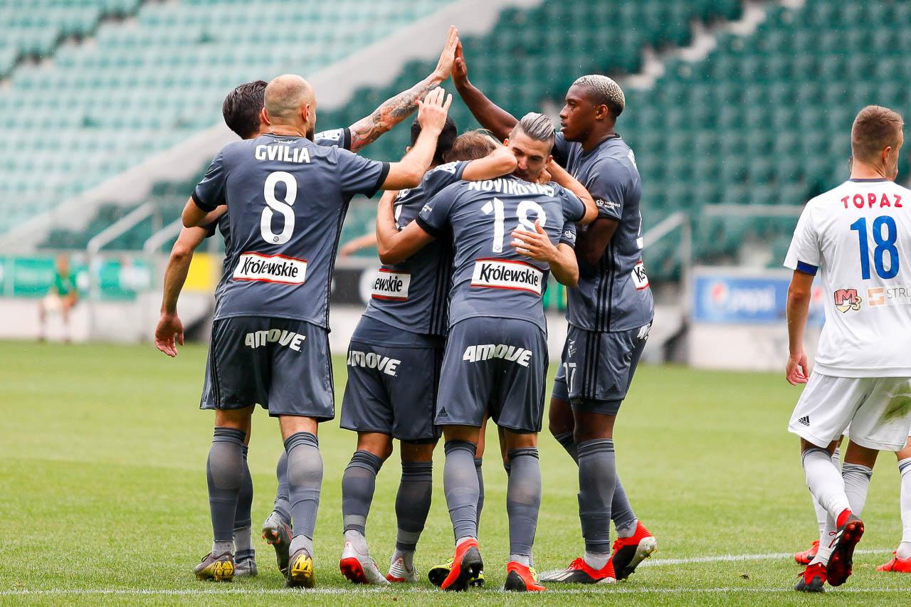 Sparing: Legia Warszawa 6-0 Pogoń Siedlce - fot. Piotr Galas (zdjęcie 39 z 64)