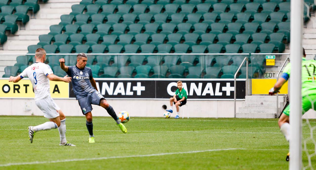 Sparing: Legia Warszawa 6-0 Pogoń Siedlce - fot. Piotr Galas (zdjęcie 40 z 64)