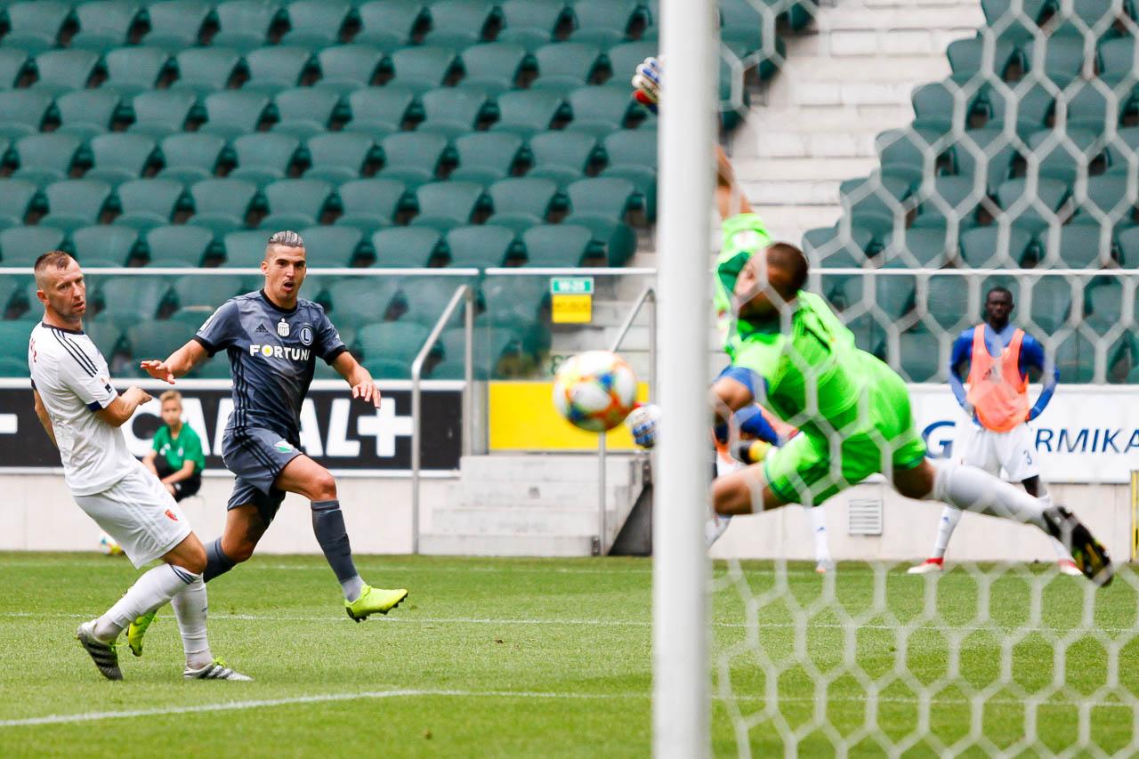 Sparing: Legia Warszawa 6-0 Pogoń Siedlce - fot. Piotr Galas (zdjęcie 41 z 64)